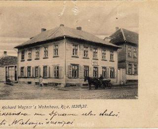 """Dodamies ekskursijā """"Vāgners – Rīgas leģenda"""""""