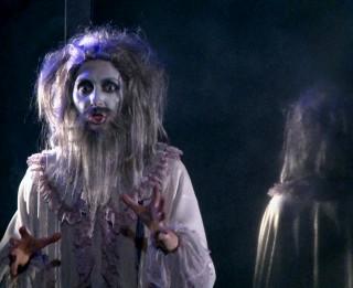 Leļļu teātrī savas briesmīgākās lomas izspēlēs Kentervilas spoks