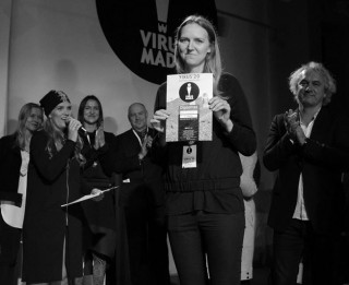 "LMA studente Dita Enikova uzvar modes festivāla ""Virus Mada"" konkursā"