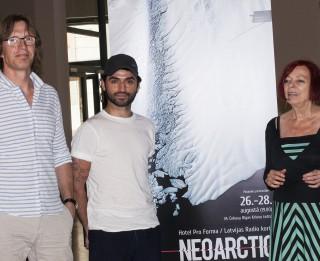 """Pasaules pirmizrādi piedzīvos unikāls un vēl nebijis projekts – koru opera """"NeoArctic"""""""