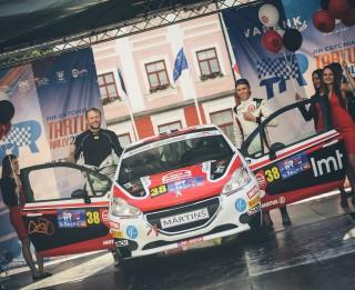 LMT Autosporta Akadēmijas rallija ekipāža triumfē Igaunijas rallija čempionāta 4. posmā
