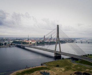 Desmit Rīgas vietas, kurās sajusties kā ārzemēs