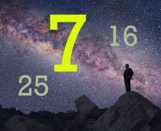 Numeroloģiskais raksturojums tiem, kas dzimuši 25., 16. un 7. datumos
