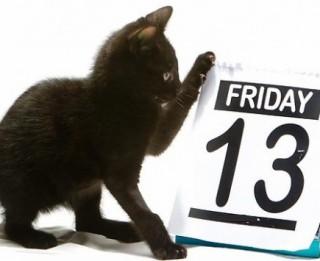 Trīspadsmitais, melnā piektdiena. Ko šī diena mums sola?