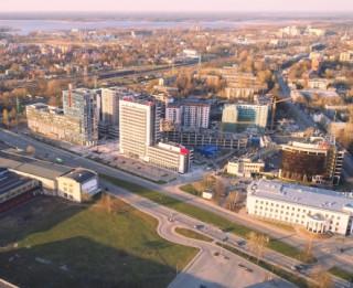 Video: Rīgā veidojas jauna pilsētas sirds ar lielu nākotni