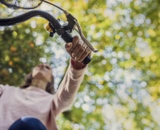 Kādu labumu dod braukšana ar velosipēdu?