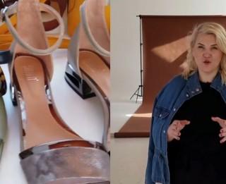Video: Stiliste Indra Salceviča dalās ar šīs sezonas apavu tendencēm