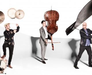 """Dzintaru koncertzālē uzstāsies virtuozais džeza trio """"VEIN"""" no Šveices un Latvijas Radio bigbends"""