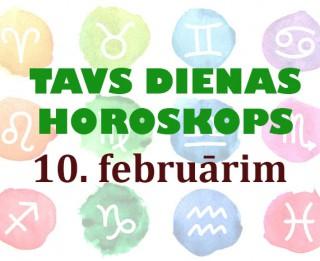 Tavs dienas horoskops 10. februārim