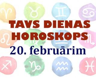 Tavs dienas horoskops 20. februārim