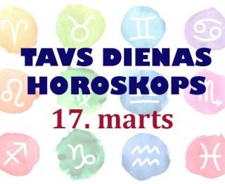 Tavs dienas horoskops 17. martam