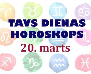 Tavs dienas horoskops  20. martam