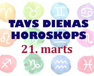 Tavs dienas horoskops  21. martam