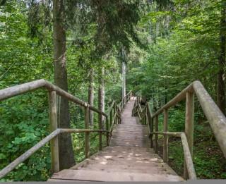 Sešas mazāk zināmas apskates vietas Latvijā