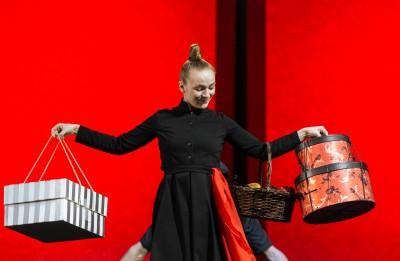 """Daugavpils teātrī notikusi """"Negaiss"""" pirmizrāde"""