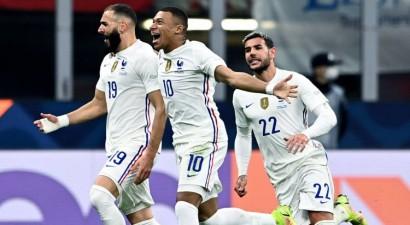 Francija finālā pieveic Spāniju un uzvar Nāciju līgas otrajā sezonā