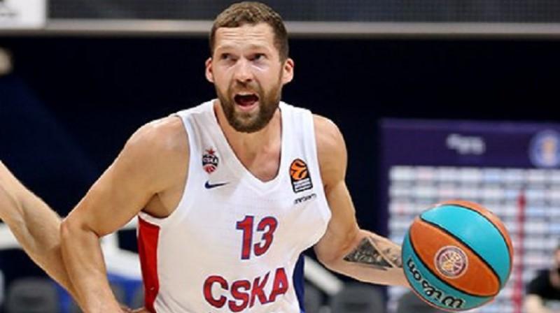 Jānis Strēlnieks. Foto: CSKA