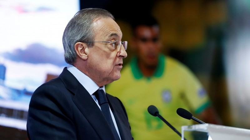 Florentino Peress. Foto: Reuters/Scanpix