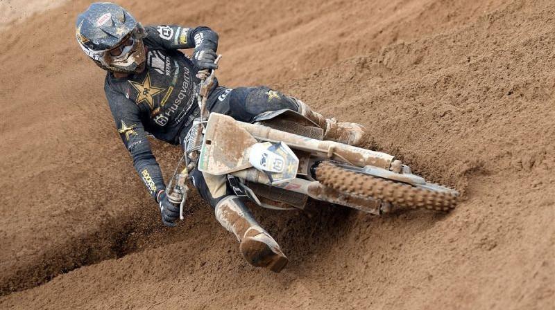 Tomass Kjers Olsens. Foto: Ice One Racing
