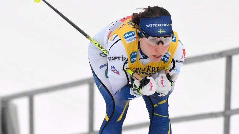 Šarlote Kalla. Foto:Jussi Nukari/AP