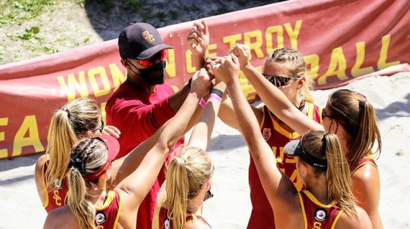 Foto: USC Beach Volleyball
