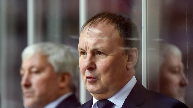 Mihails Zaharovs. Foto: hockey.by
