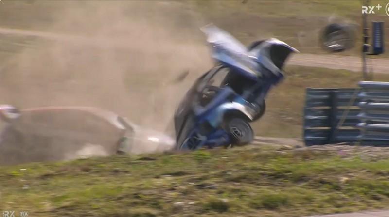 Marklunds avārijas brīdī