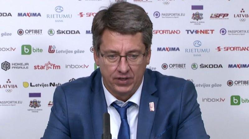 Harijs Vītoliņš. Foto: no video