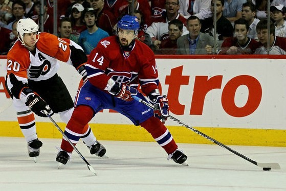 ''Canadiens'' uz sešiem gadiem pagarina līgumu ar Plekanecu