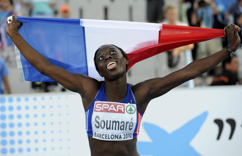 200 metru sprintā uzvar Sumarē