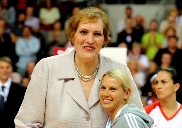 Tieši pirms 20 gadiem Semjonova tika uzņemta Basketbola slavas zālē