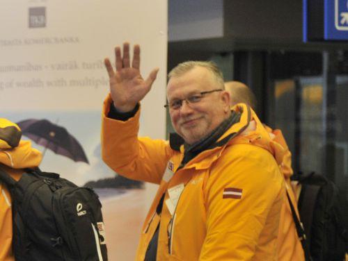 Dainis Dukurs turpinās darbu Siguldas trasē kā valdes loceklis