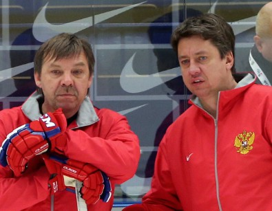 """Zviedru izlases treneris: """"Znaroks šodien neparādīs tādu žestu kā Minskā"""""""