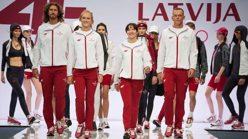 Rio Latviju pārstāvēs 32 sportisti, arī Hilborna