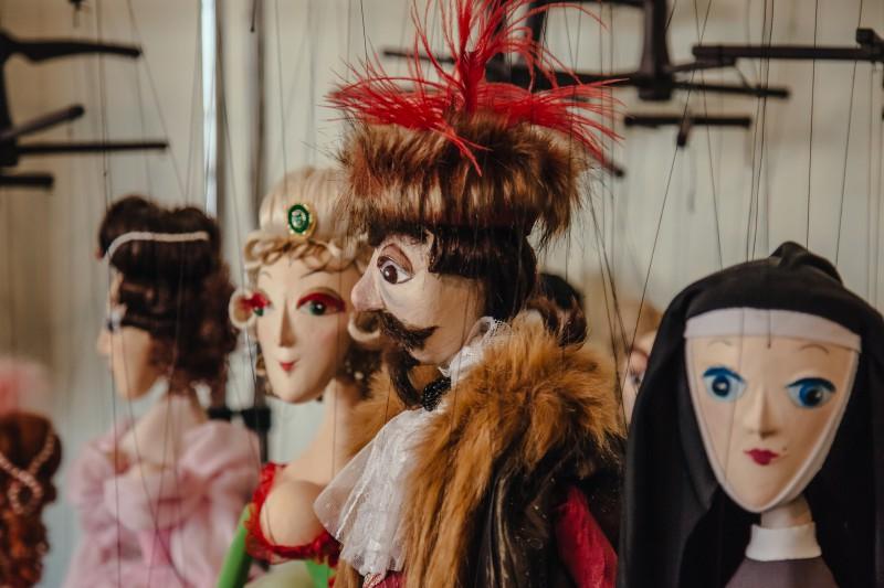 """Leļļu teātrī atcelta izrāde """"Kazanova"""""""