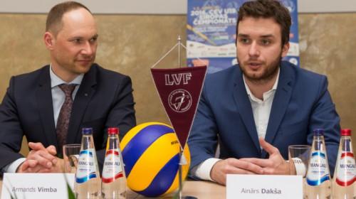 """""""Es par volejbolu"""": LVF ģenerālsekretārs aicināja biedrus nepiedalīties kopsapulcē"""