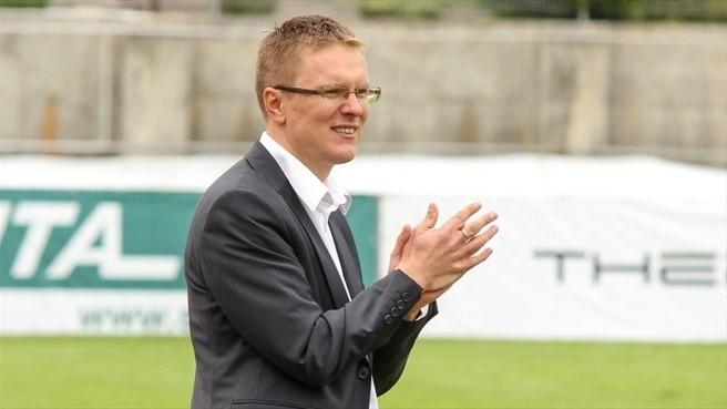 Pie RFS stūres stājas Lietuvas 2016. gada labākais treneris Dambrausks