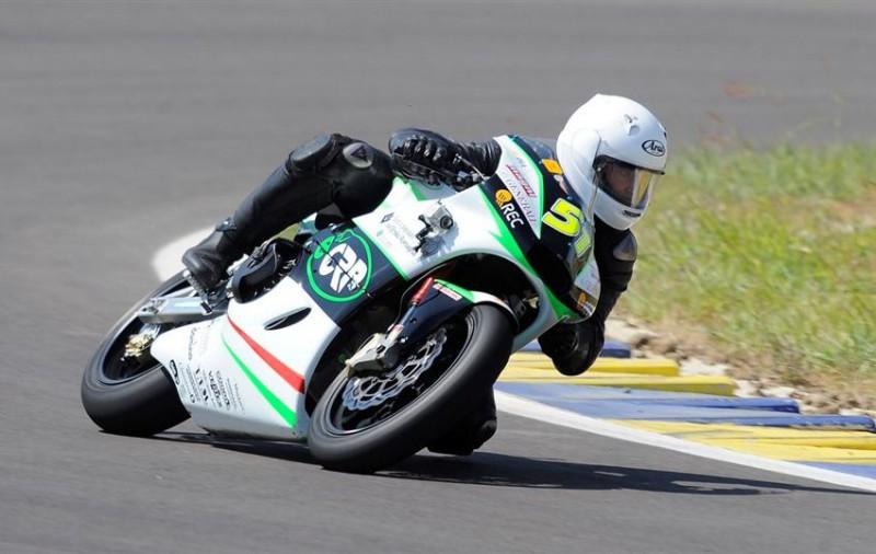"""""""MotoGP"""" ienāks elektriskie motocikli"""