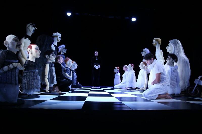 """Latvijas Leļļu teātra izrāde """"Zelta zirgs"""" saņēmusi GRAND PRIX Polijas festivālā"""