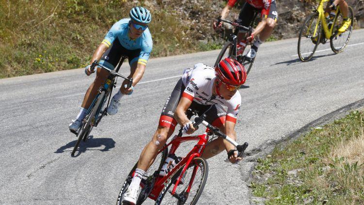 """Skujiņam iespaidīgs sasniegums """"Tour de France"""" posmā – piektā vieta"""