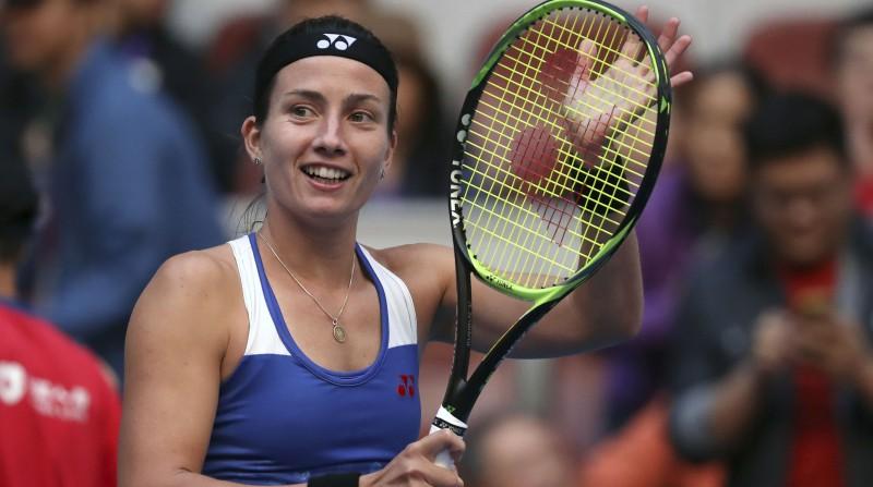 Sevastova WTA rangā atgriežas 11. vietā