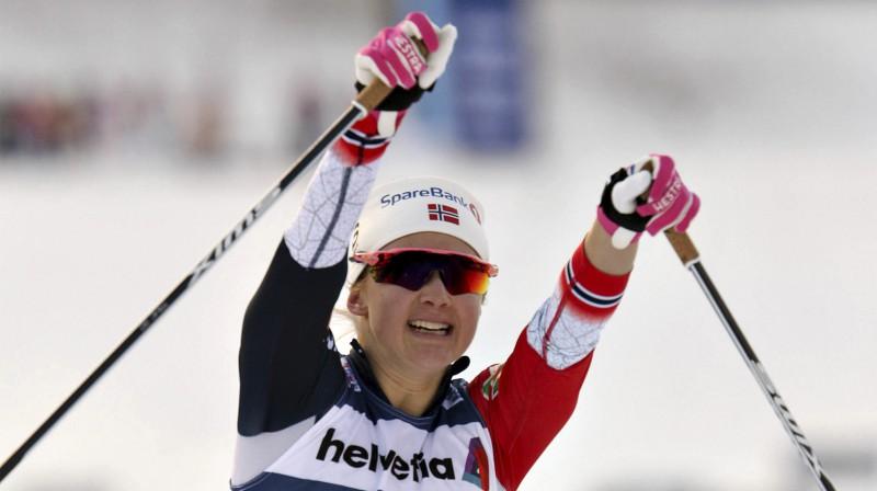 """""""Tour de Ski"""" seriālā triumfē norvēģi, Bikšem 43. vieta"""