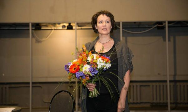 Indra Roga atstāj Valmieras teātra mākslinieciskās vadītājas amatu