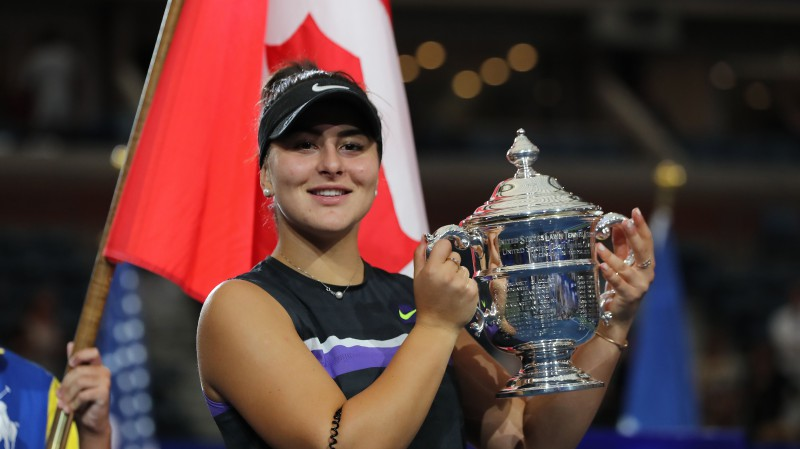 """Andresku sarūgtina Viljamsu un tikai ceturtajā turnīrā izcīna """"Grand Slam"""" titulu"""