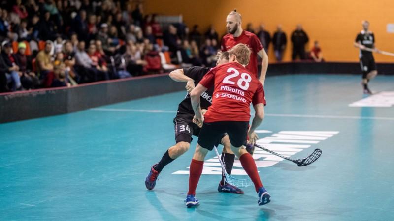 Sportacentrs.com TV: kulminācija cīņā par play-off, Daugavpilī dalīs cēlmetālus