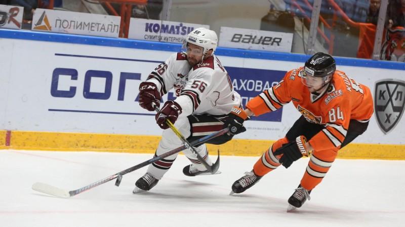 ''Dinamo'' mēģinās pabojāt ''Kunlun Red Star'' izredzes uz play-off