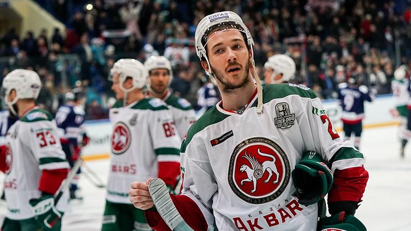 """""""Ak Bars"""" pieprasa pārtraukt KHL sezonu"""