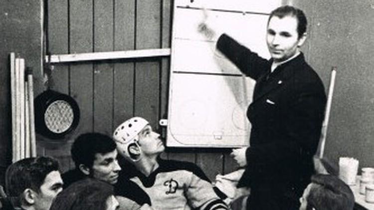 """Pirms 50 gadiem – Rīgas """"Dinamo"""" pirmā virsotne ar Viktoru Tihonovu"""