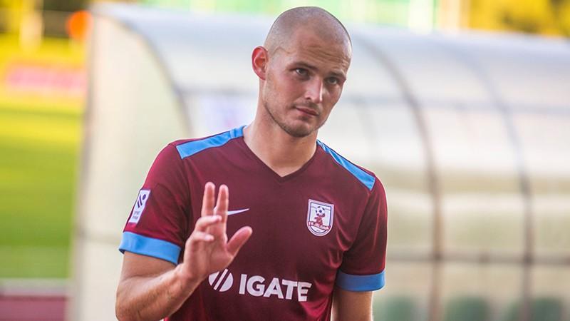 """Pārspēļu zonā esošā """"Jelgava"""" pēc trenera maiņas uzņems """"Spartaku"""""""