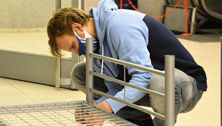 Freiberga ''Kometa'' palīdz iekārtot gultasvietas Covid-19 slimniekiem Brno izstāžu zālē